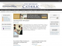 themichigancatholic.com