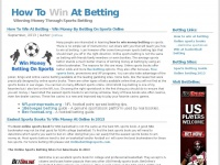how-to-win-at-betting.com