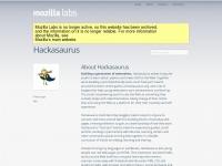 hackasaurus.org