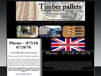 timberpallets.org.uk Thumbnail