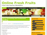 onlinefreshfruits.com