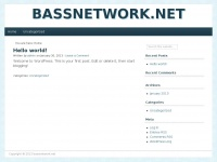 bassnetwork.net