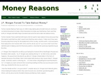 Money Reasons - Smart Reasons to Save, Use and Invest Money