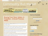 Commodity Bull Market