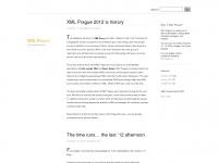 Xmlprague.wordpress.com