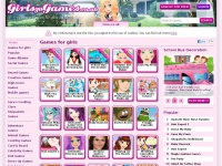 Games for Girls, Girl Games, Play Girls Games Online!