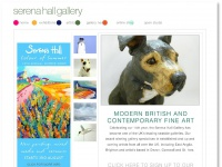 serenahallgallery.co.uk