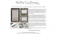 mybigtoedesigns.com