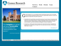 gomezresearch.net