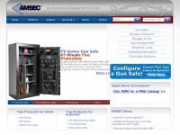 AMSEC Safes – Gun Safes, Security Products, Cash Management Home - AMSEC Safes - Gun Safes, Security Products, Cash Management
