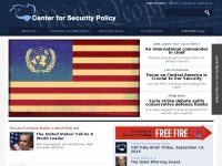 centerforsecuritypolicy.org Thumbnail