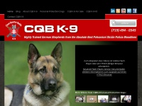 Cqbk9.com - Personal Protection Dogs from CQB K-9 German Shepherds