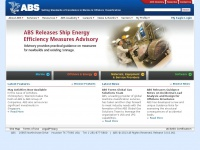 ABS | The American Bureau of Shipping