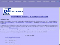 peca-electronics.co.uk