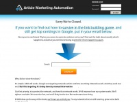 articlemarketingautomations.com