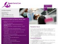 epsom-dental-care.com