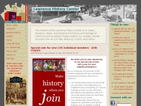 lawrencehistory.org