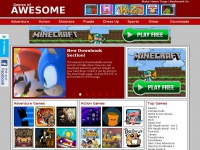 Games of Awesome - Awesome Games
