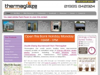 Double glazing windows Bournemouth, Dorset from Thermaglaze