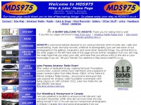 MDS975.co.uk HOME - Cats Pets Radio Broadcasting History Maps Crystal Sets Technics SL-1200 MK2 Turntable Electronics Amateur Radio M0MTJ Photographs Blog Amazing Website Links Sundials Humour Mercia Sound BRMB Radio & more