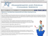 Cleaning-fulham.co.uk
