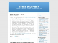 Tradediversion.net