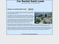 carrentalsaintlouis.net Thumbnail