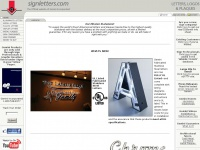 signletters.com