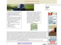 canadiantruckdrivertraining.com