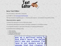 Texteditor.org