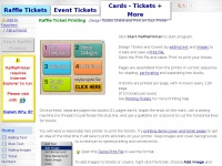 Make Your Own Raffle Tickets - Easy Step by Step Instructions