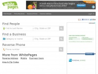 Whitepages.msn.com