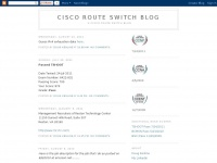 Cisco Route Switch Blog