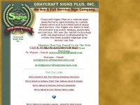 graycraftsigns.com