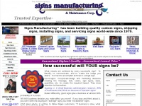 Signs TX Sign and LED Display Company | Sign Companies Dallas | Signs ManufacturingTM