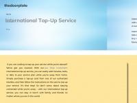 Thedoorplate.co.uk
