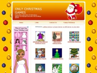 onlychristmasgames.com