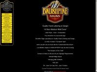 brushfiresigns.com