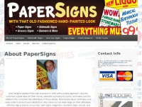papersigns.com