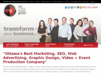 Ottawa Marketing Firm: SEO, Web Marketing, Advertising, Website Design