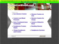negativeblood.com