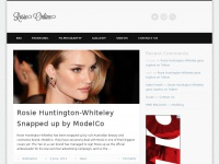 rosiehuntingtonwhiteley.net Thumbnail
