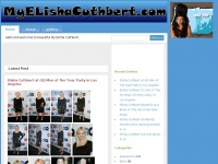 myelishacuthbert.com