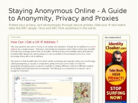 anonymous-proxies.org Thumbnail