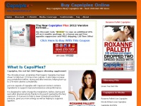 capsiplexstore.co.uk Thumbnail