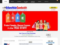 Munchkinsandwich.com - Munchkin SandwichTM | Free Stuff, Product Samples, Freebies, Coupons