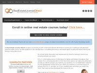 Real Estate License Direct | Your Real Estate Career Starts Here