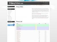 proxysites.net