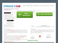 proxydb.org