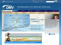 Dmvct.org - Department of Motor Vehicles